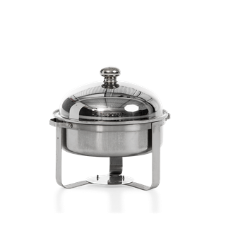 Chafing dish rond 41 cm