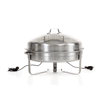 Chafing dish rond 70cm