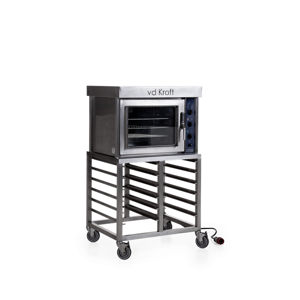 Combisteamer Metos Chef 4 380V