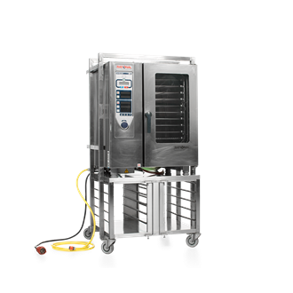 Combisteamer Rational 380V 10-plaats